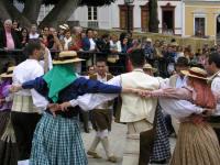 Fiesta del Almendrero en Flor, en Valsequillo